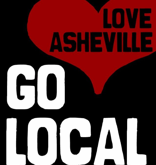 Asheville's Go Local Card!