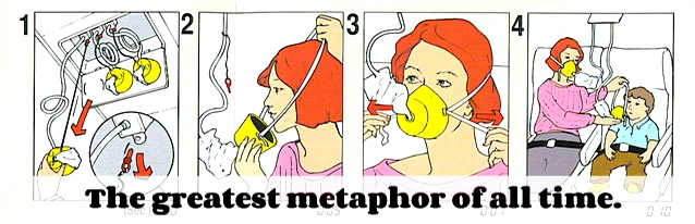 Putting On Your Own Oxygen Mask First